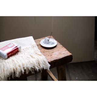 アッシュペーフランス(H.P.FRANCE)の新品未使用品 Astier de Villatte / ライオン お香たて 香炉(お香/香炉)