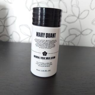 MARY QUANT - MARY QUANT ナチュラル トリート ミルク ローション