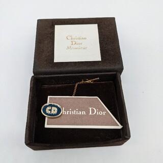 クリスチャンディオール(Christian Dior)の美品!値下げ中!Christian Dior ブローチ カフス 39(ブローチ/コサージュ)