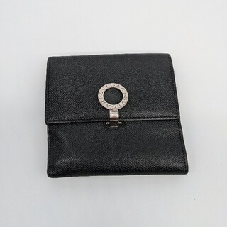 ブルガリ(BVLGARI)の美品!値下げ中!BVLGARI 折りたたみ財布 40(折り財布)