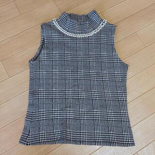 サリア(salire)のsalire トップス(カットソー(半袖/袖なし))