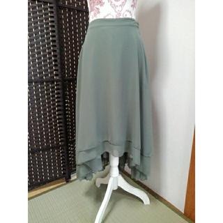 アメリヴィンテージ(Ameri VINTAGE)のアメリフィッシュテールスカート(ひざ丈スカート)