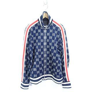 Gucci - GUCCI 21ss GG Jacquard Cotton Jacket