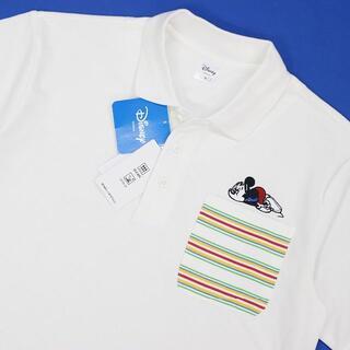 ディズニー(Disney)の(新品)DISNEY 半袖 ポロシャツ(ポロシャツ)