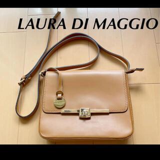 シップスフォーウィメン(SHIPS for women)のLAURA DI  MAGGIO 本革ショルダーバッグ(ショルダーバッグ)