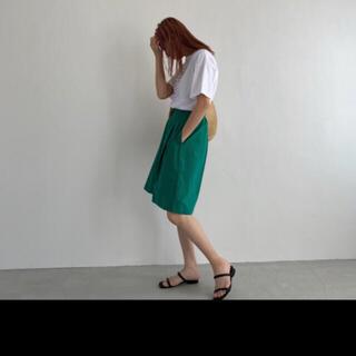 ロンハーマン(Ron Herman)のwillfullyカラーハーフパンツ(ひざ丈スカート)