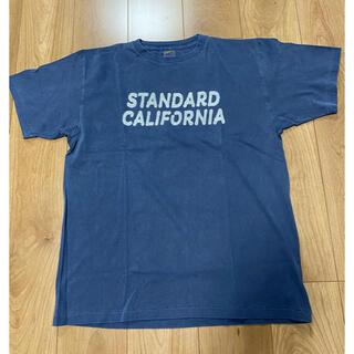 スタンダードカリフォルニア(STANDARD CALIFORNIA)のSTANDARD CALIFORNIA   Tシャツ L  新品(Tシャツ/カットソー(半袖/袖なし))