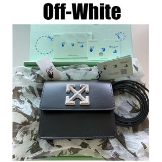 オフホワイト(OFF-WHITE)の新品 Off-White オフホワイト バッグ ボディバッグ クラッチ(ショルダーバッグ)