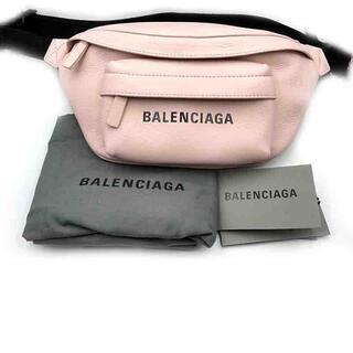 バレンシアガ(Balenciaga)のバレンシアガ BALENCIAGA ベルトバッグXS ウエストバッグ 【中古】(ボディバッグ/ウエストポーチ)