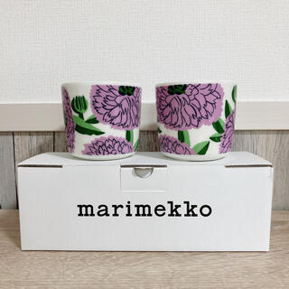 マリメッコ(marimekko)のマリメッコ marimekko Primavera ラテマグ(グラス/カップ)