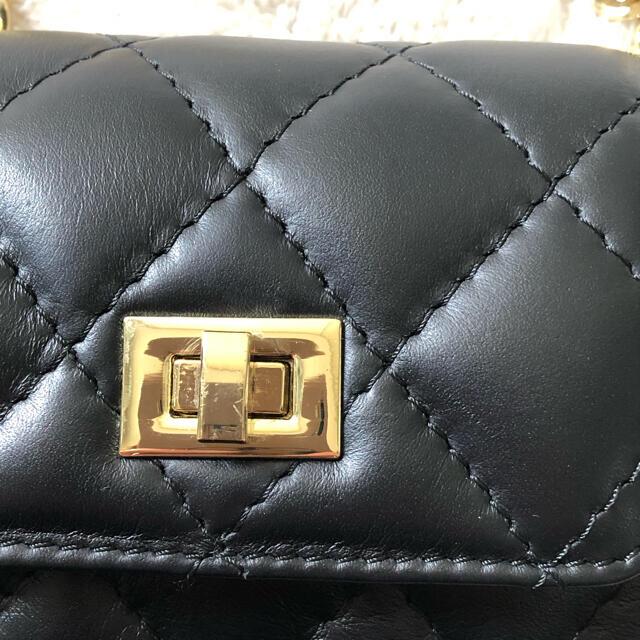 Spick and Span Noble(スピックアンドスパンノーブル)のノーブル  スピック&スパン【MILOS】 別注チェーンミニバッグ レディースのバッグ(ショルダーバッグ)の商品写真