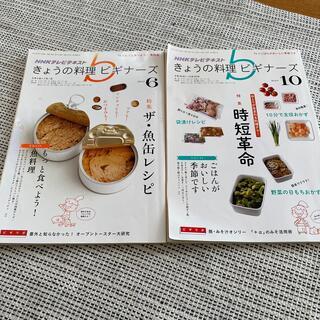 NHK きょうの料理ビギナーズ 2013年 06月号 10月号(専門誌)