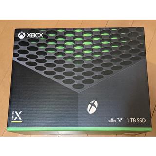 Xbox - Xbox series X 新品未開封