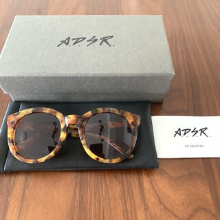 BEAUTY&YOUTH UNITED ARROWS - ADSR  サングラス  MILLIE 02  A.D.S.R.