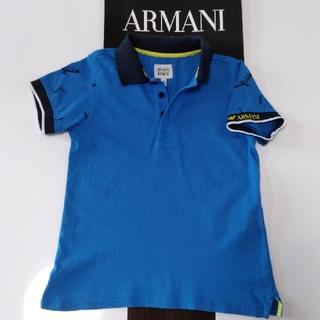 アルマーニ ジュニア(ARMANI JUNIOR)のARMANI キッズ 4A106(Tシャツ/カットソー)