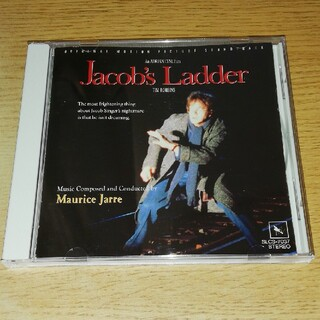 CD ジェイコブス・ラダー オリジナル・サウンドトラック(映画音楽)