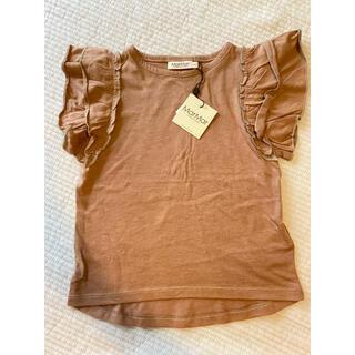 キャラメルベビー&チャイルド(Caramel baby&child )のmarmarcopenhagen 新品 Tシャツ(Tシャツ/カットソー)