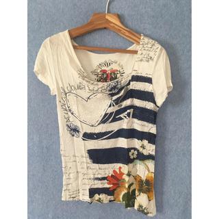 デシグアル(DESIGUAL)のデシグアルのTシャツ(Tシャツ(半袖/袖なし))