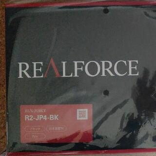 東プレ R2-JP4-BK(ブラック) Realforce 有線キーボード 日本(PC周辺機器)