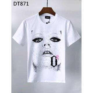 ディースクエアード(DSQUARED2)のDSQUARED2 DT 871 半袖Tシャツ メンズ (Tシャツ(半袖/袖なし))