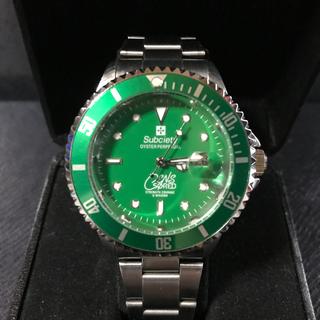 Subciety - Subciety®︎ (サブサエティー) 腕時計GR