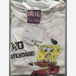 アイリーライフ(IRIE LIFE)のIRIE LIFE スポンジボブ Tシャツ(Tシャツ(半袖/袖なし))