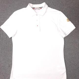 MONCLER - モンクレール ポロシャツ  サイズS