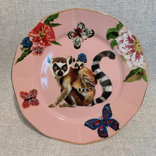 アンソロポロジー(Anthropologie)のアンソロポロジー デザートプレート ワオキツネザル(食器)