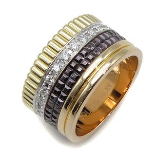 ブシュロン(BOUCHERON)のブシュロン  リング 指輪  キャトル クラシック ダイヤモンド ラージ(リング(指輪))