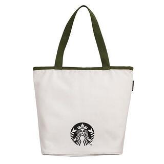 スターバックスコーヒー(Starbucks Coffee)のスターバックス :トートバッグ サイレン 白 スタバ 台湾 限定商品 帆布(トートバッグ)