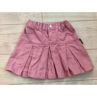 クミキョク(kumikyoku(組曲))の組曲FAM スカート 100cm  KUMIKYOKU FAM ピンク(スカート)