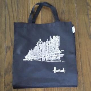 Harrods - ハロッズ トートバッグ黒