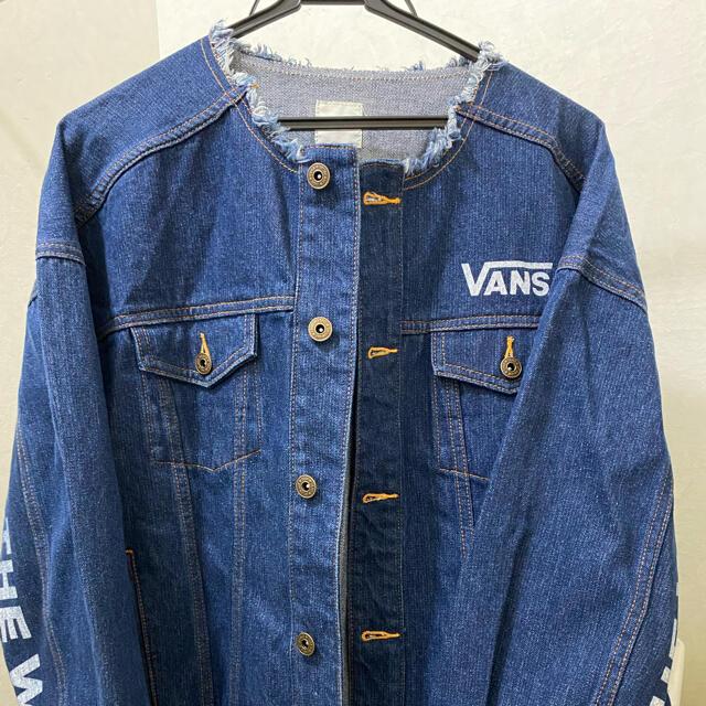 VANS(ヴァンズ)の★VANS★トップス レディースのジャケット/アウター(ノーカラージャケット)の商品写真