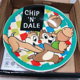 チップアンドデール(チップ&デール)のディズニー 豆皿 チップ&デール(食器)