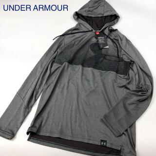 UNDER ARMOUR - 新品タグ付き UNDER ARMOUR プルオーバー パーカー 2345