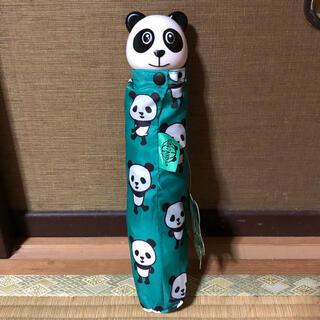 パンダの折りたたみ傘&Tシャツ(傘)