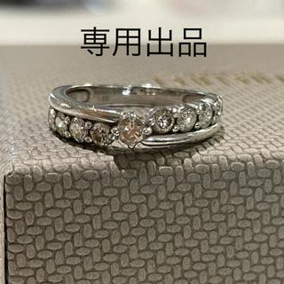 ジュエリーツツミ(JEWELRY TSUTSUMI)のジュエリーツツミ プラチナダイヤモンドリング(リング(指輪))