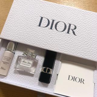 Dior - Dior ディオール ビューティー ディスカバリー キット