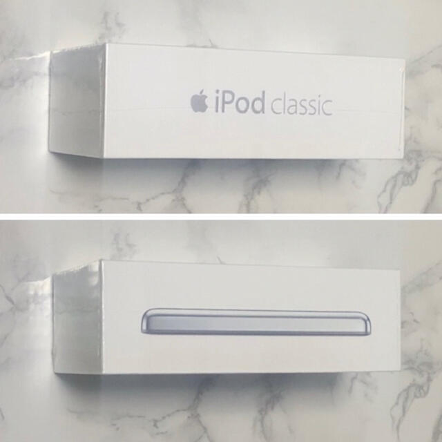 Apple(アップル)のiPod classic 160GB Black MC297J/A スマホ/家電/カメラのオーディオ機器(ポータブルプレーヤー)の商品写真