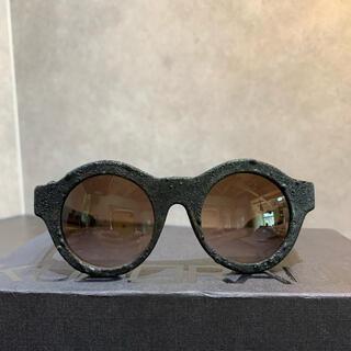リックオウエンス(Rick Owens)のKUBORAUM クボラム サングラス メガネ ユリウス MASK A1(サングラス/メガネ)