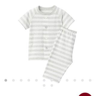 ムジルシリョウヒン(MUJI (無印良品))の無印良品 ベビーパジャマ 90(パジャマ)