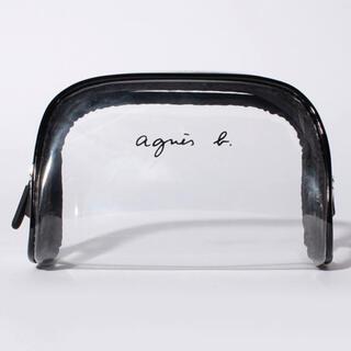 agnes b. - アニエスベー agnes b. 透明ポーチ