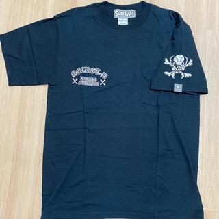 シークレットベース(SECRETBASE)のシークレットベース ポケT 検)PUSHEAD MADTOYZ BXH(Tシャツ/カットソー(半袖/袖なし))