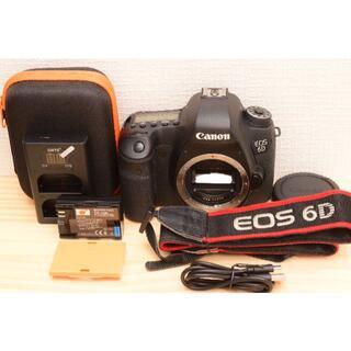 キヤノン(Canon)のG13/ キャノン Canon EOS 6D ボディ /3410-37(デジタル一眼)