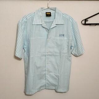 エフティーシー(FTC)のFTC エフティーシー チェックキューバシャツ M(シャツ)