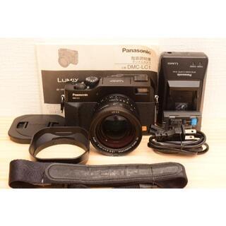 パナソニック(Panasonic)のG13/  Panasonic LUMIX DMC-LC1 /3402-15(デジタル一眼)