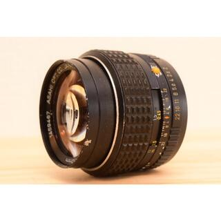 ペンタックス(PENTAX)のG13/  SMC PENTAX 50mm F1.2 /3420-16(レンズ(単焦点))