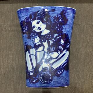 ローゼンタール(Rosenthal)のRosenthal ローゼンタール 大型 花瓶(花瓶)
