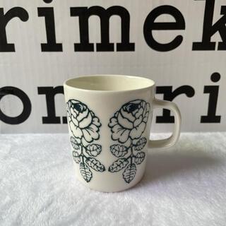 マリメッコ(marimekko)のマリメッコ マグカップ ヴィヒキルース (グラス/カップ)