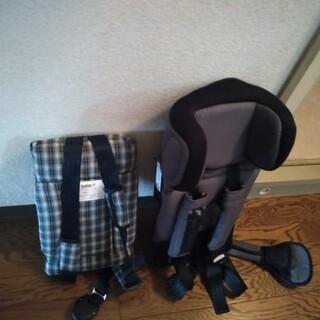ニホンイクジ(日本育児)のチャイルドシート2個セット(自動車用チャイルドシート本体)